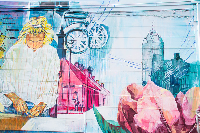 Jätteväggen - World's greatest collective mural