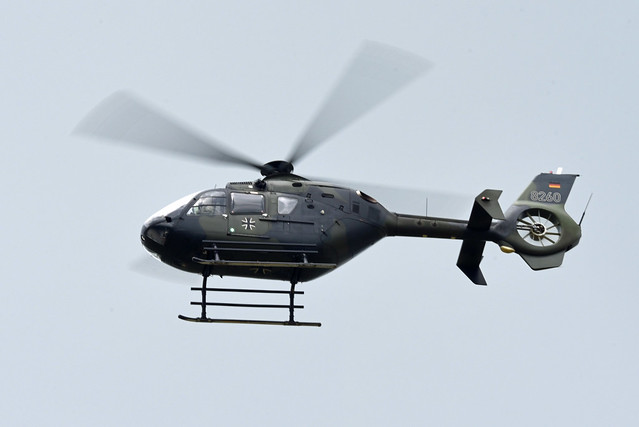 Germany - Army Eurocopter EC-135T-1 8260