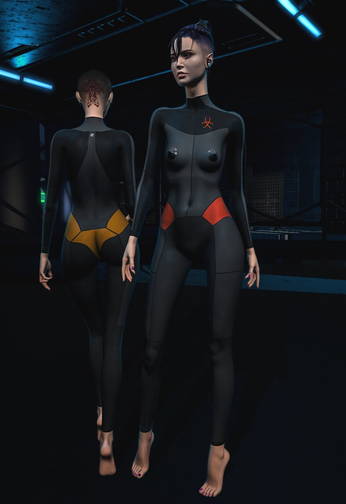 2faces manufacturer – Space costume II