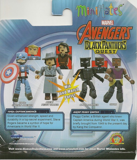 Walgreens - Avengers Black Panther's Quest