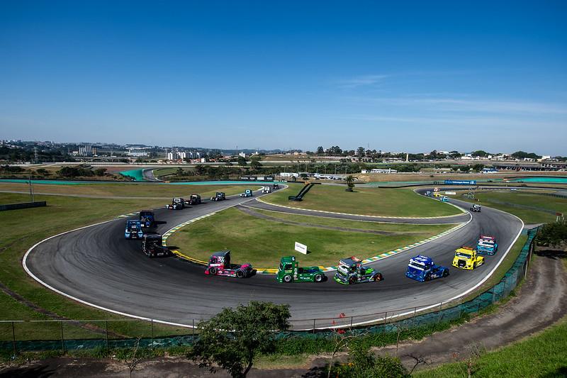 27/06/21 - Wellington Cirino fatura a corrida 1 da Copa Truck em Interlagos - Fotos: Duda Bairros