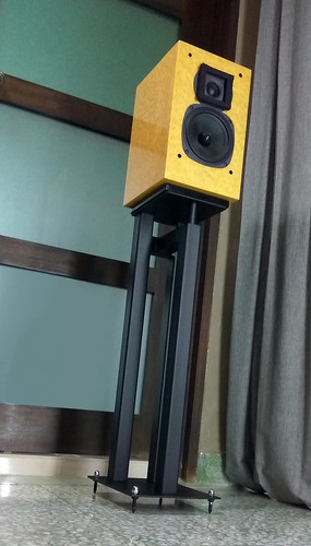 Acoustic Speaker Stand (used) 51278704456_2a9d5eb557