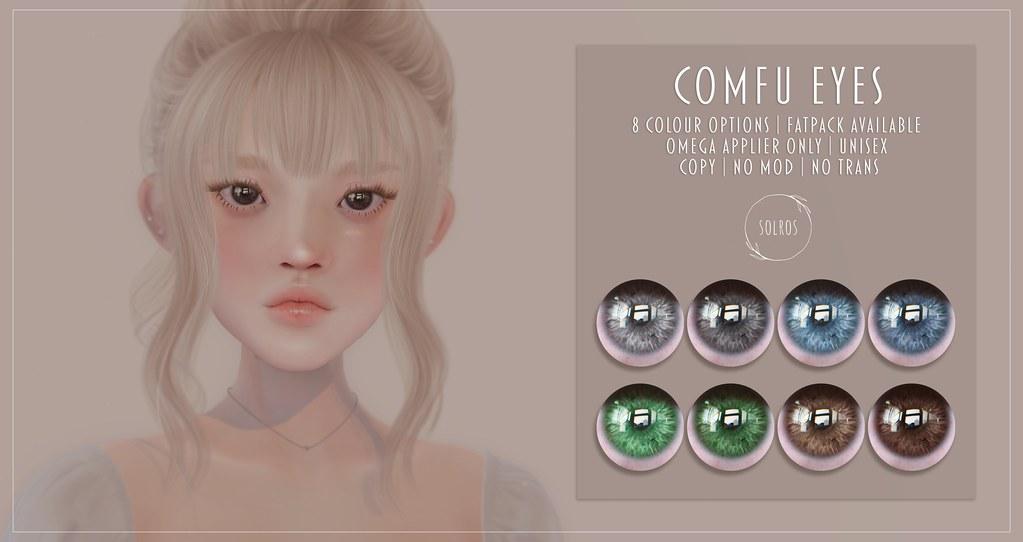 Solros – Comfu Eyes @Planet29