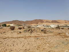 General view of the battlefield and burial ground of Badr, Saudi Arabia, site of the historic battle between the Prophet Muhammad and the Quraysh in  624  (1)