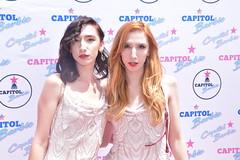 Paris Jones & Elese Jones at the Capitol Barbie Premiere in Albuquerque - DSC_0051