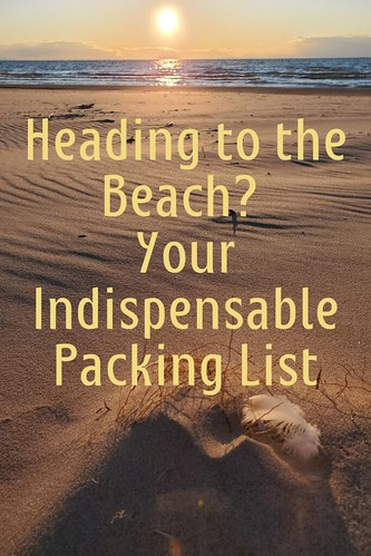 Heading to the Beach? Your Indispensable Packing List