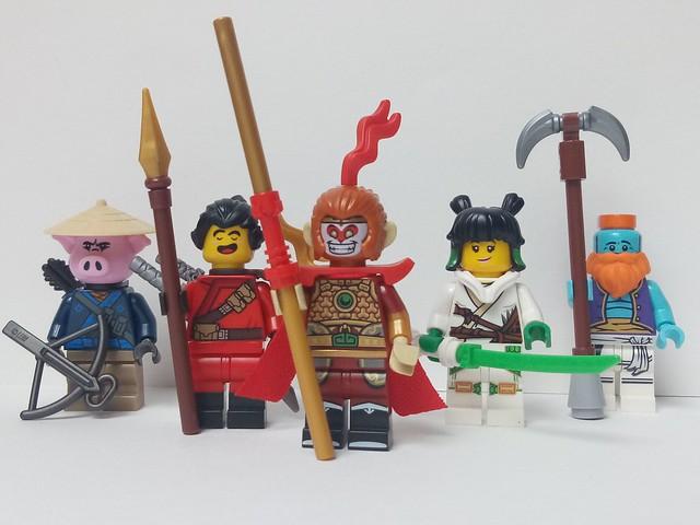 MKGM - heroes