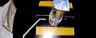 Telescopio spaziale Hubble: computer in tilt