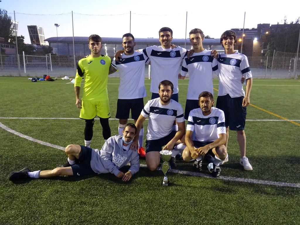 Final Champions de las Empresas 20/21 - Segunda División