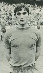 Temporada 1977/78: Garay, jugador del Athletic de Bilbao