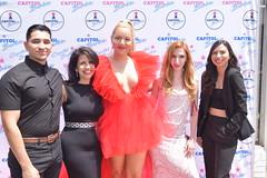 Cast of Capitol Barbie at the Capitol Barbie Premiere in Albuquerque - DSC_0030
