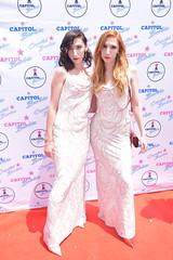 Paris Jones & Elese Jones at the Capitol Barbie Premiere in Albuquerque - DSC_0059