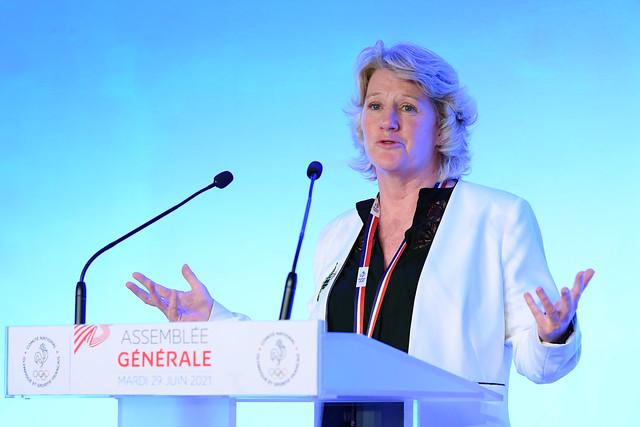 Elections 2021 - AG du CNOSF 29 juin 2021