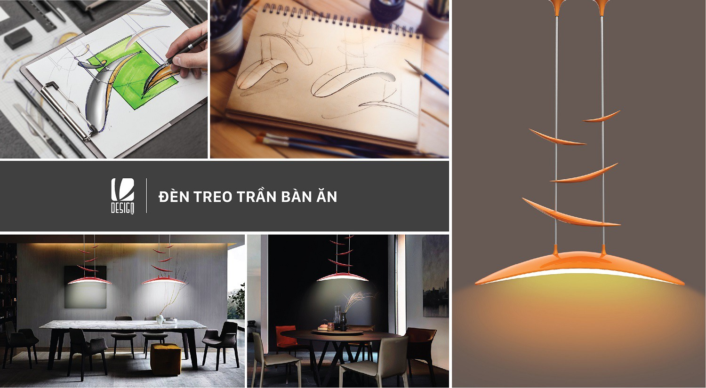 Ceiling lights design - Vdesign R&D