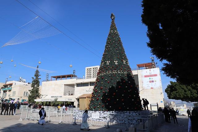 7 января 2021, Праздник Рождества Христова в Святой Земле