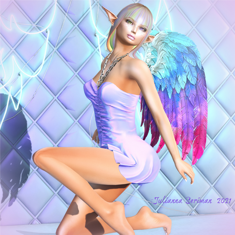 Holo Angel