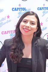 Briana Leslie Gonzalez at the Capitol Barbie Premiere in Albuquerque - DSC_0100