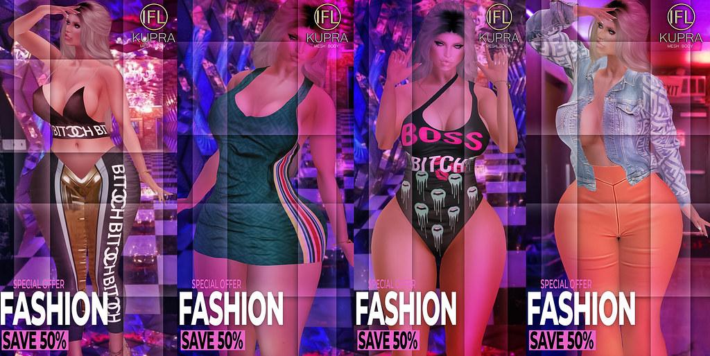 Fashion SALE 50%