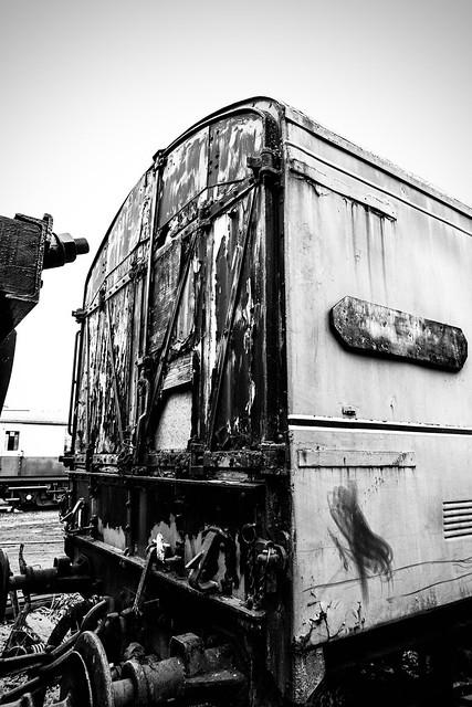 East Somerset Railway repair yard