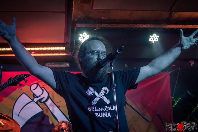 Seljačka buna @ Klub Fest, Beograd, 27.6.2021.