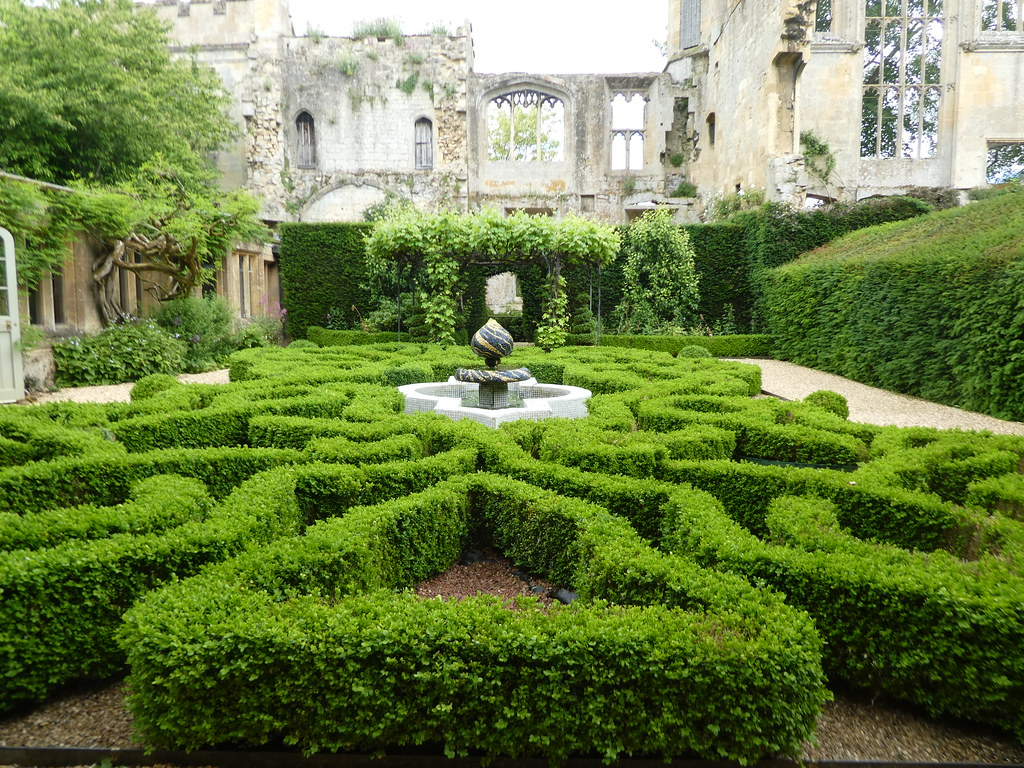 The Knot Garden, Sudeley Castle