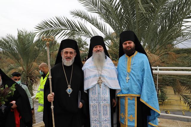 18 января 2021, Богослужения крещенского сочельника в Иерусалиме