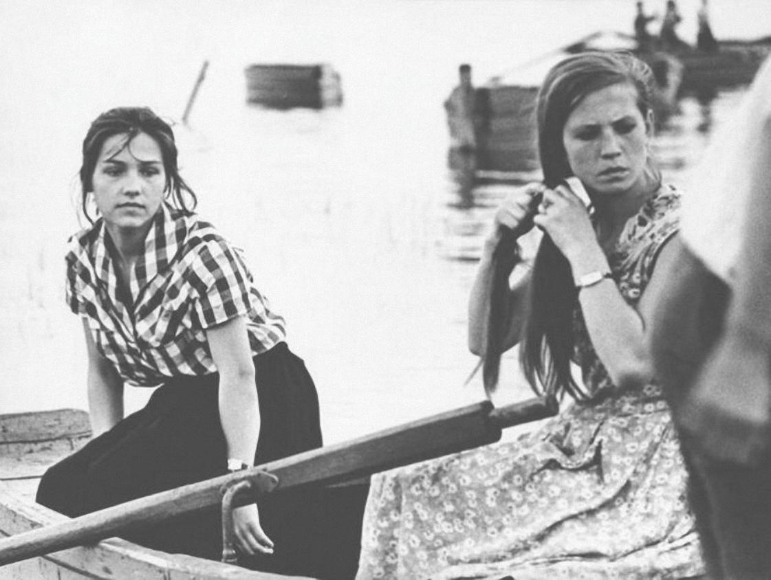 1962. Ярославские девчонки