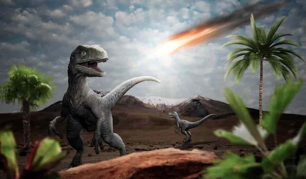 Les dinosaures étaient en déclin avant la fin