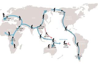 Sapiens: il clima e le migrazioni