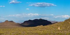 2021 05 Waterman Mountains Cloud Shadow