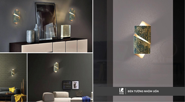 Wall lights design - Vdesign R&D