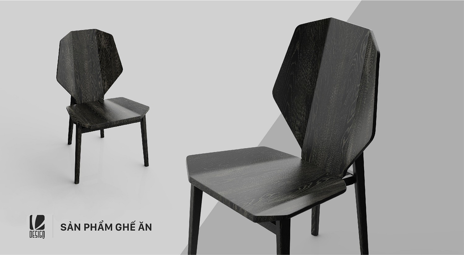 Dining chairs design - Vdesign R&D