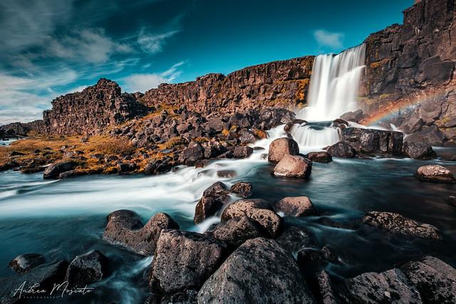 Öxarárfoss - Þingvellir National Park (Iceland)
