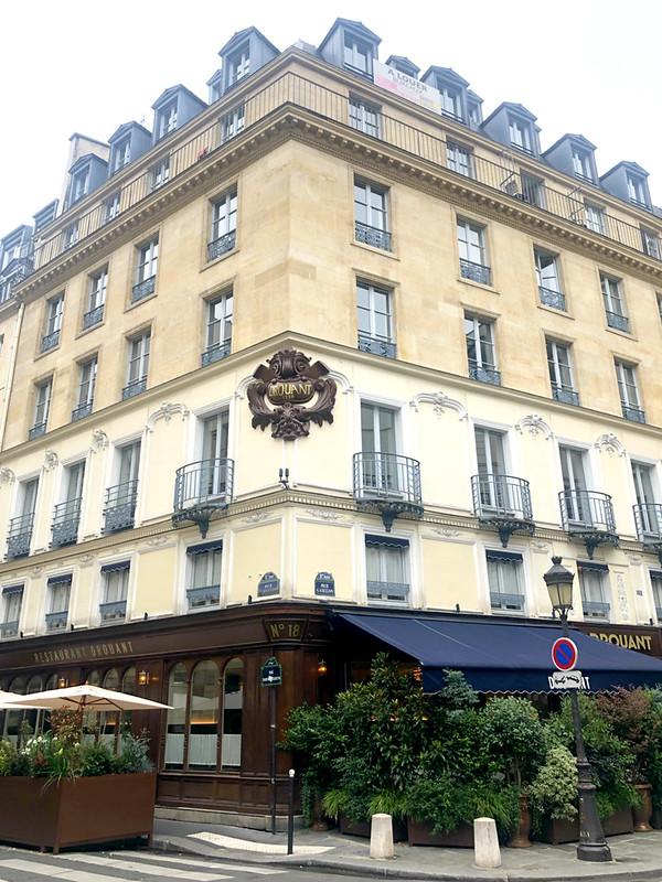 Drouant Restaurant, Paris