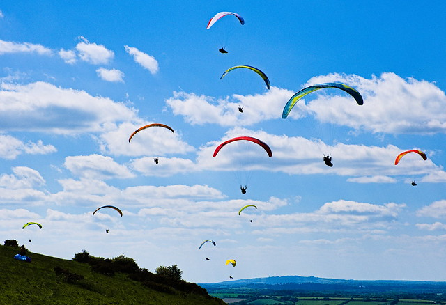Combe Paragliding