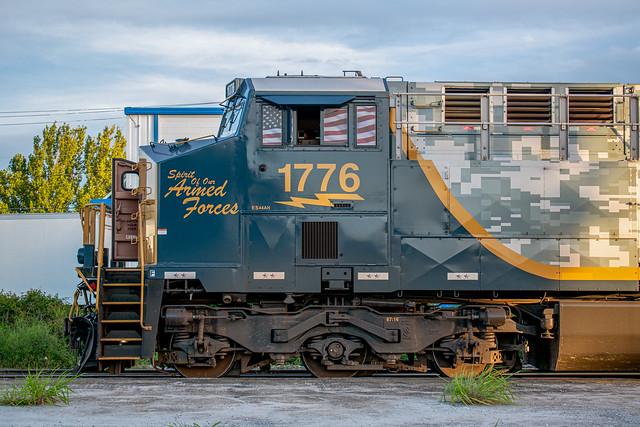 CSXT 1776