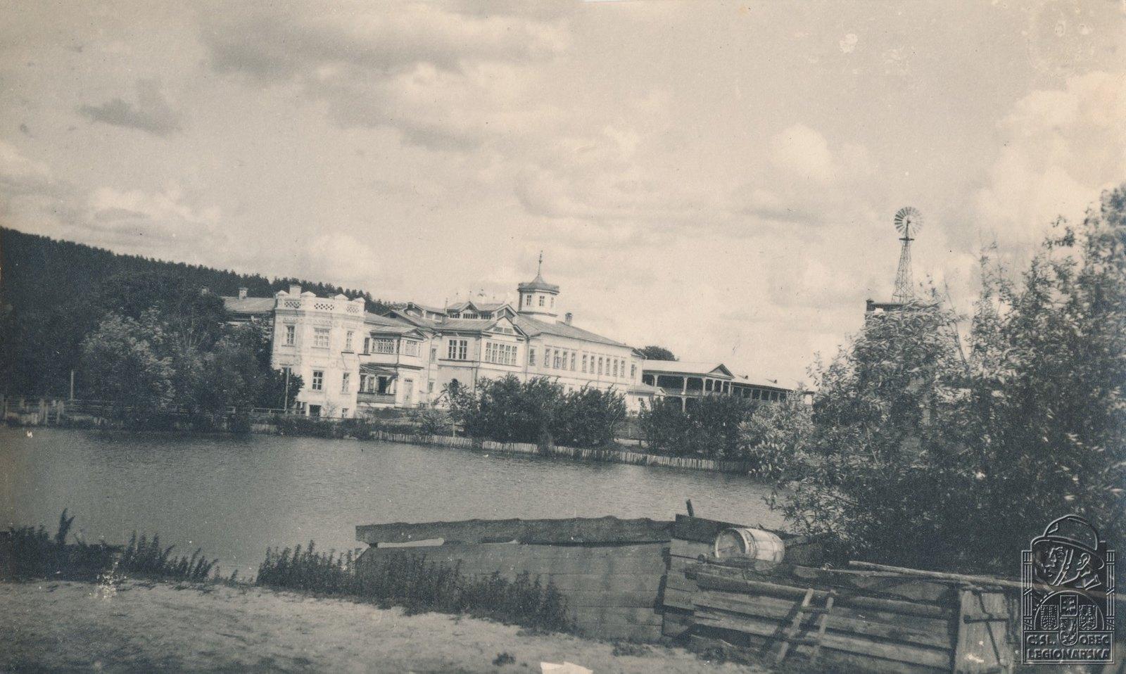 1918. Инза