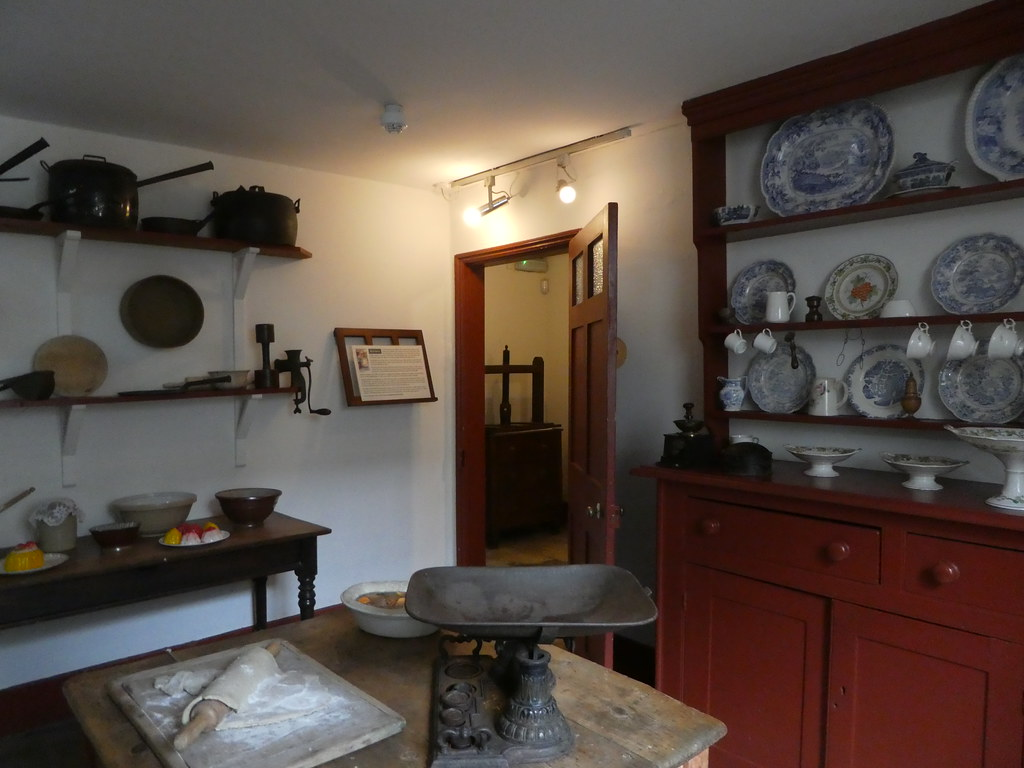 The Kitchen, Holst Birthplace Museum, Cheltenham