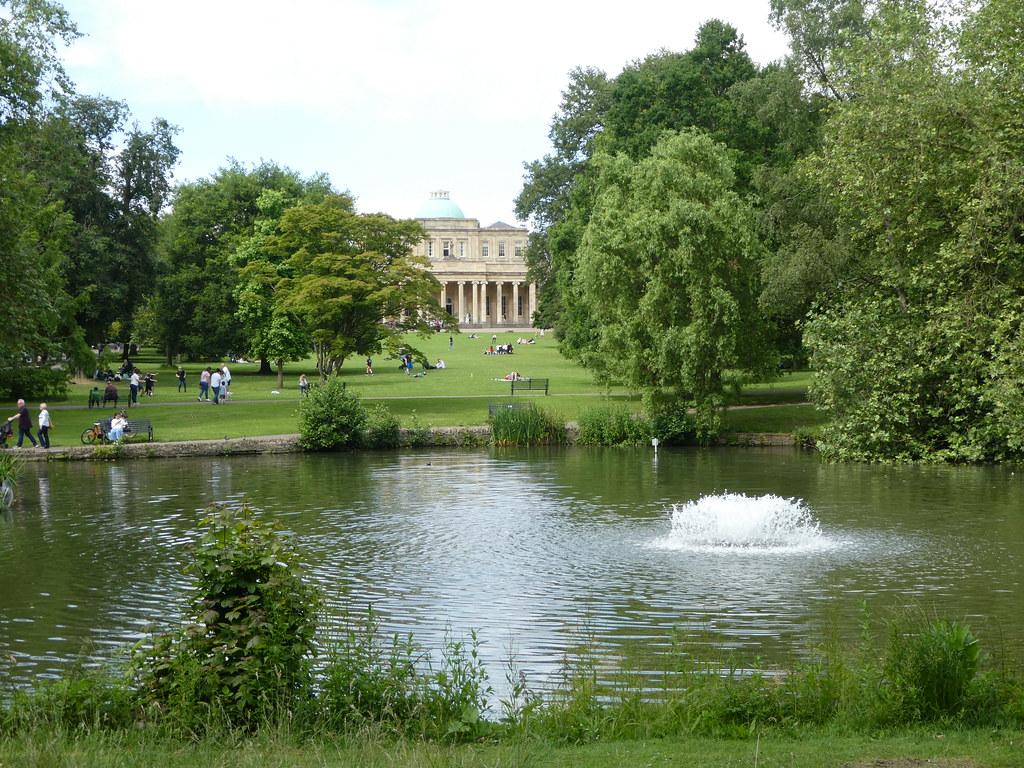 Pittville Park, Cheltenham