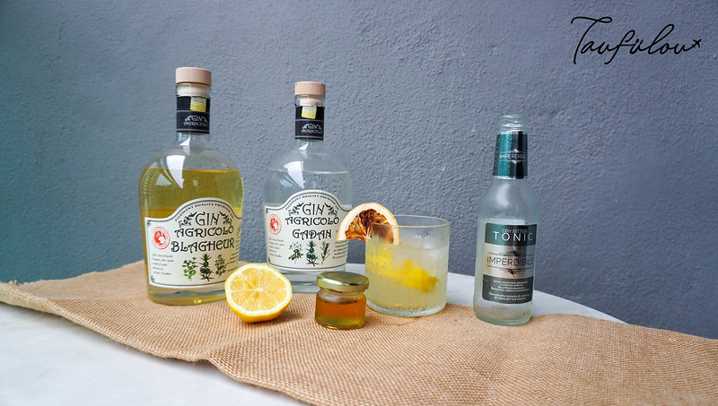 gin cocktail recipe