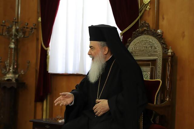 26 апреля 2021, В Иерусалиме совершили молитву о мире