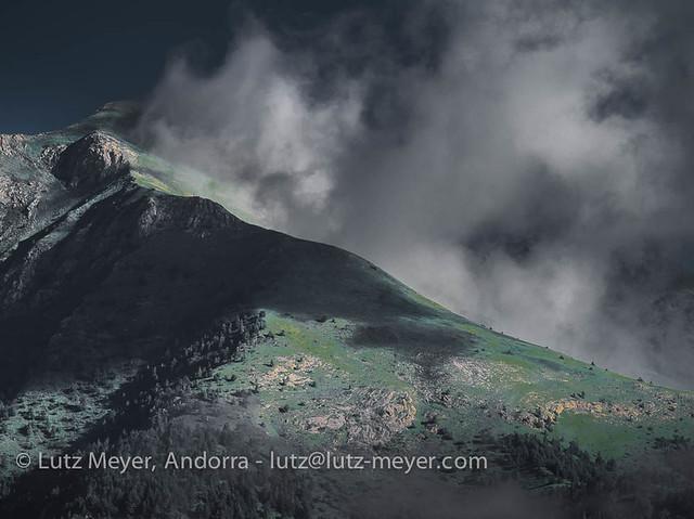 Andorra mountain hiking: La Massana, Vall nord, Andorra