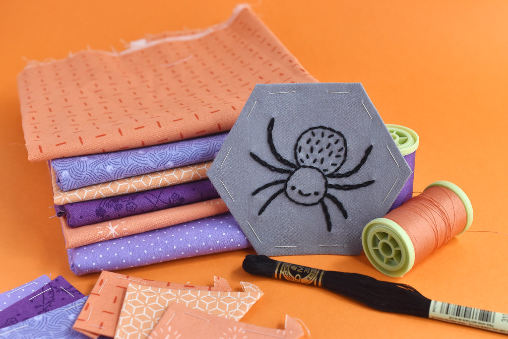 Not So Spooky Stitching Club