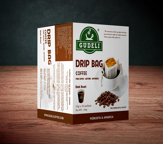 Drip bag coffee Blend GUDELI