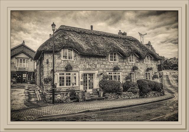 The Village Inn, Church Road, Shanklin, Isle of Wight, England UK