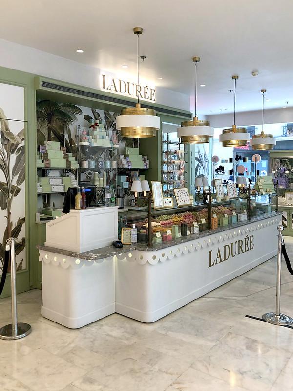 Ladurée at Printemps, Paris