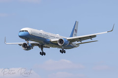 99-0016 / United States Air Force / Boeing C-32A