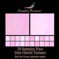 TT 20 Seamless Pixie Dust Gleeful Timeless Textures
