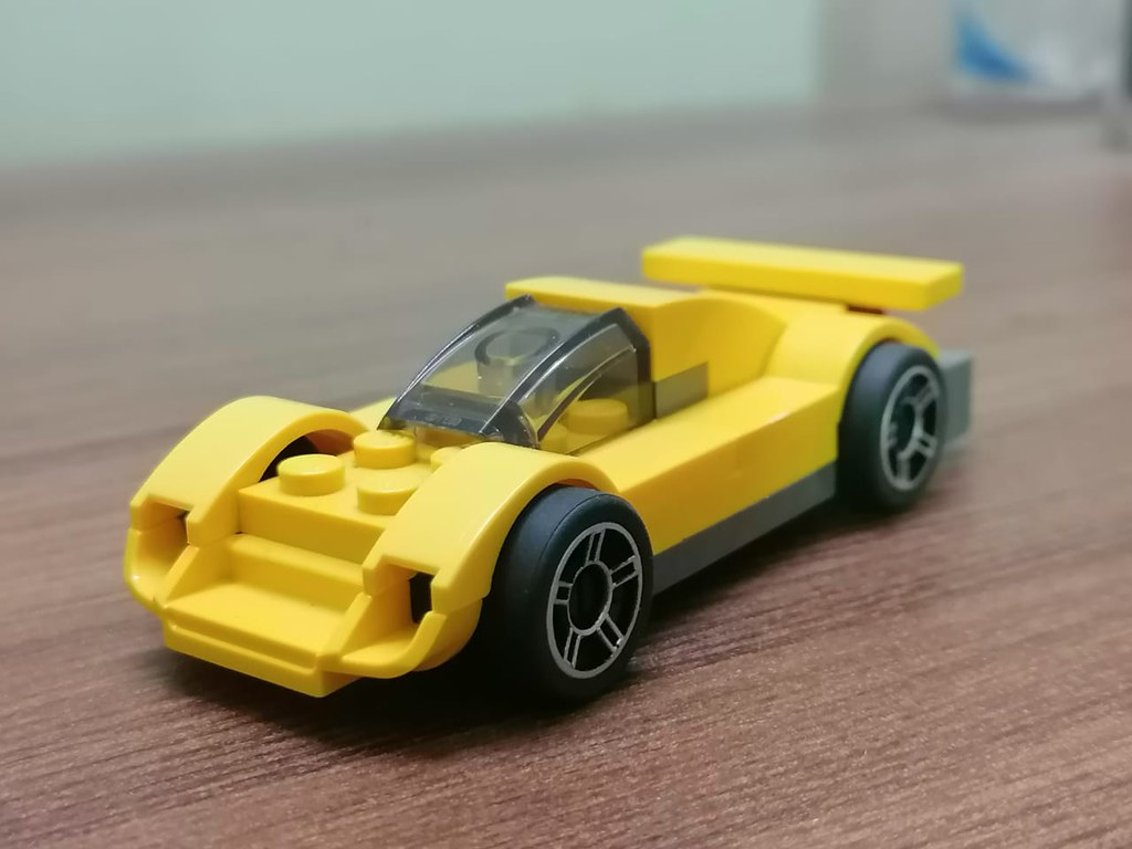 Sporty Car MOC.