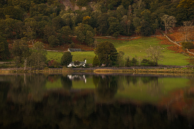 House on Rydal Water